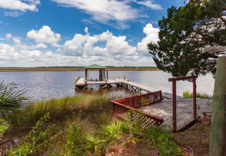 Open House, Florida Waterfront Style!