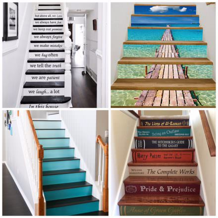 Is Your Staircase Looking A Little Sad?